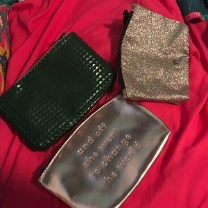 Ipsy makeup bags